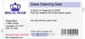 Great Cleaning Deal