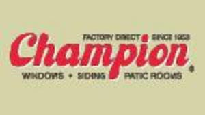 Champion Windows & Siding & Patio Rooms