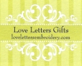 Love Letters Gifts
