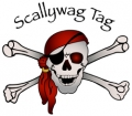 ScallyWag Tag