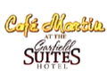 Cafe Martin at The Garfield Suites Hotel