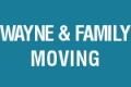 Wayne and Family Moving